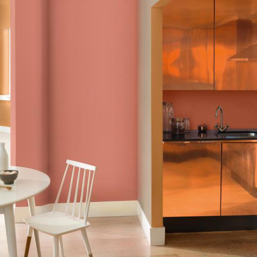 copper orange 2015 kök koppar