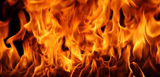 eld flammor