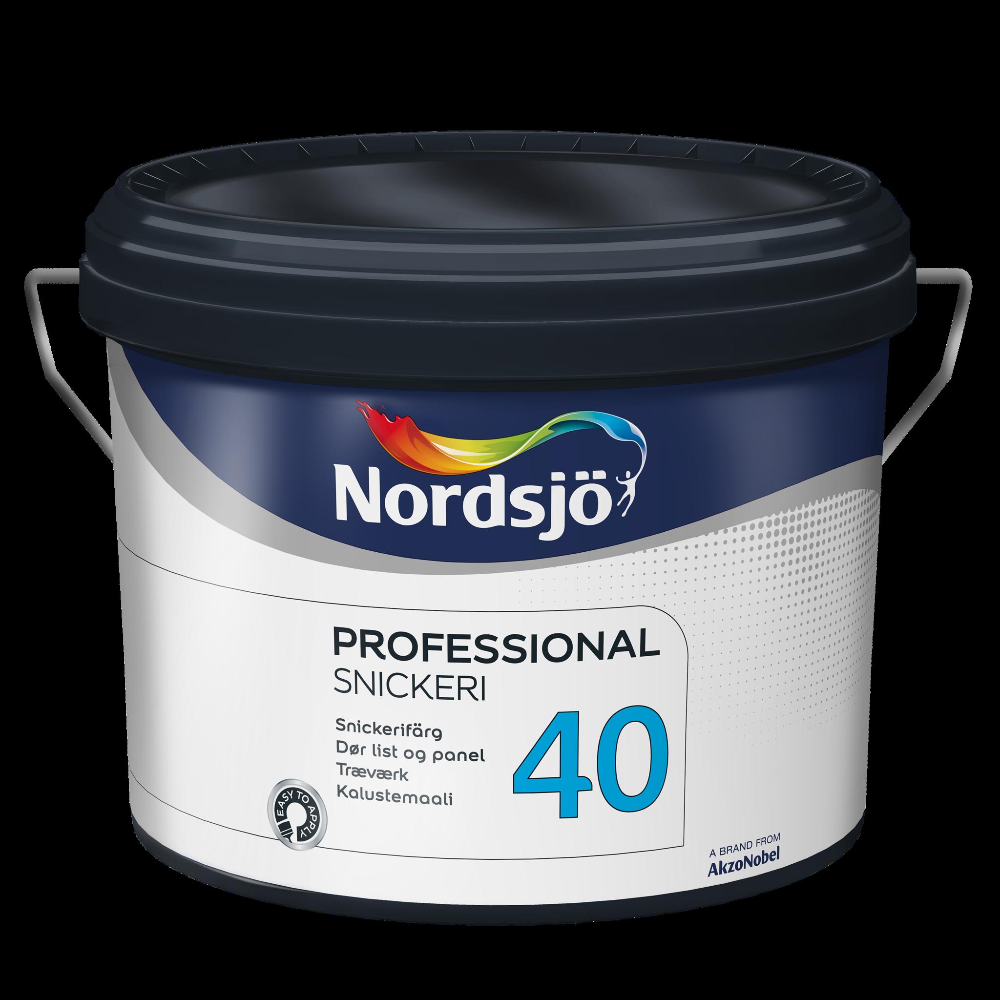 Nordsjö Professional Snickeri 40